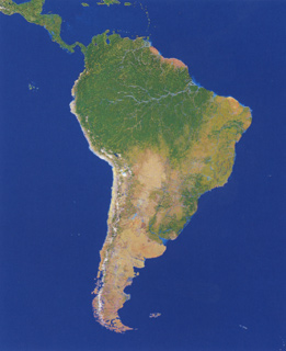Maps Of The Amazon River - Amazon river map
